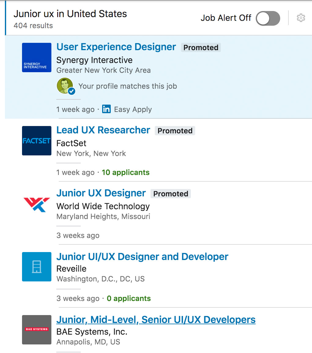 How Do I Get A Job In Ux Design Colin A Eagan M S User Experience